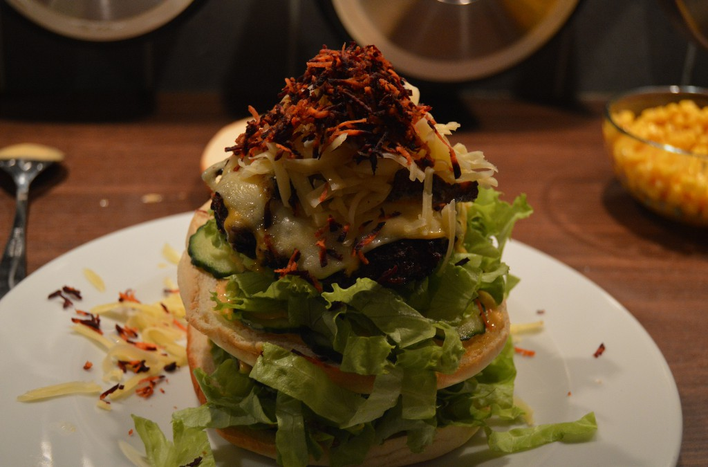 ChefNorway's Famous Burger