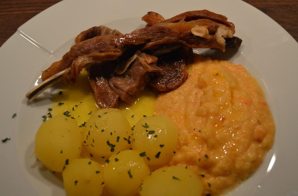 Lamb Ribs (Pinnekjøtt)