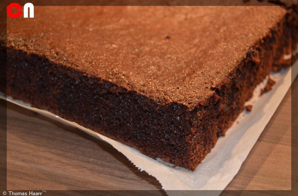 Always Fresh Chocolate Cake