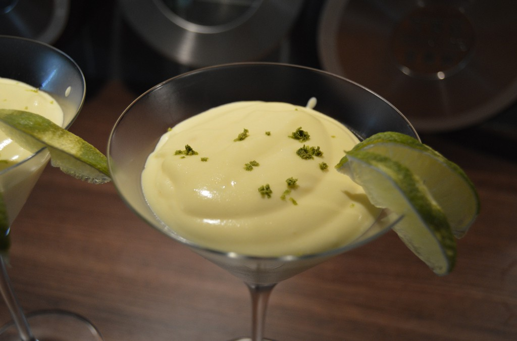 Lemon and Lime Mousse