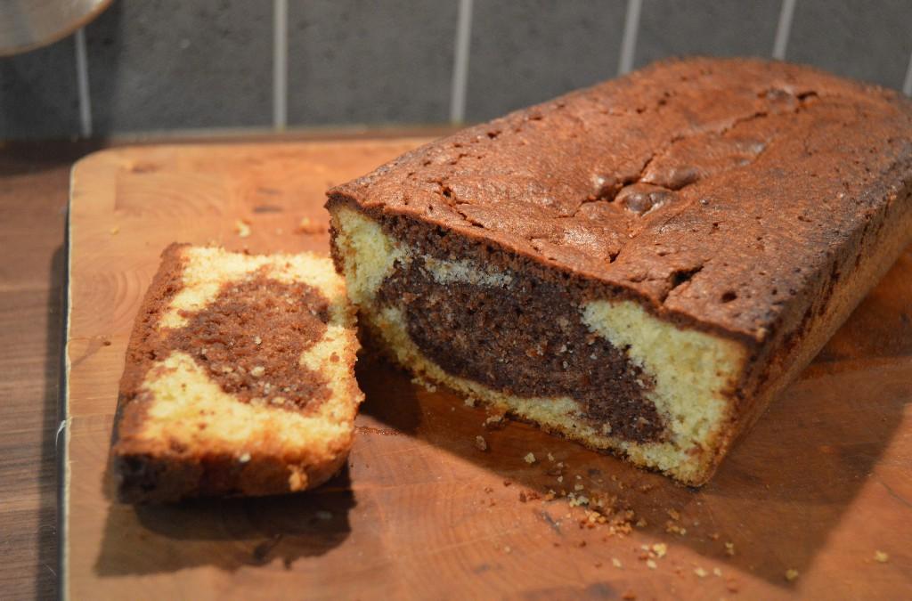 Norwegian Marble Cake