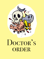 Read the story The Doctor's Order