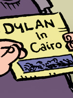 Read the story Dylan in Cairo