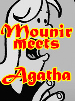 Read the story Mounir Meets Agatha