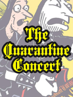 Read the story The Quarantine Concert