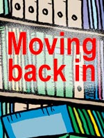 Read the story Moving Back In
