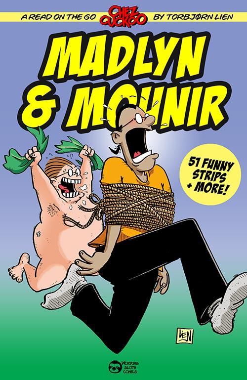 Madlyn & Mounir. Collection of funny episodes!