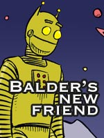 Read the story Balder's New Friend