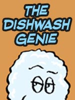 Read the story The Dishwash Genie