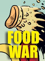 Read the story Food War