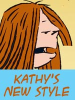 Read the story Kathy's New Style