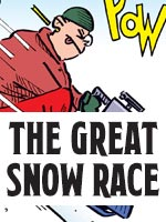Read the story The Great Snow Race