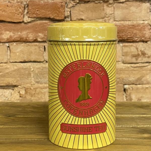 Østerlandsk Sunshine Tea