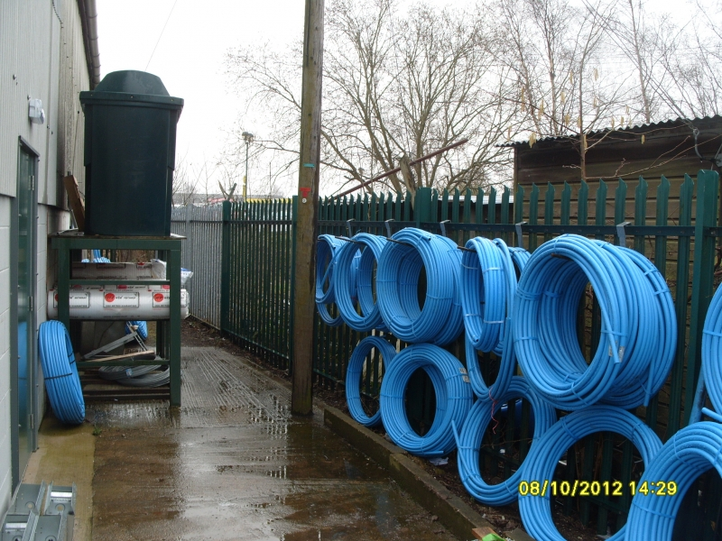 MDPE Water pipe