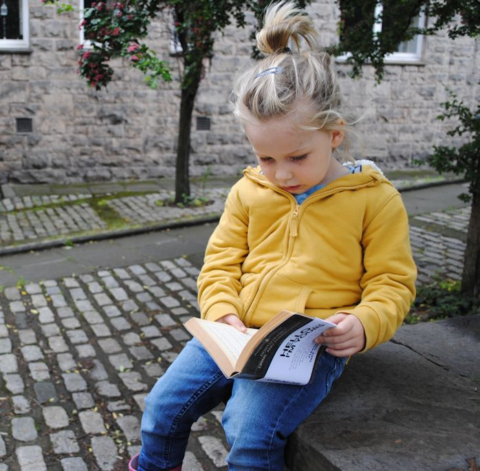 Kid Reading Challenge – THANE – Small