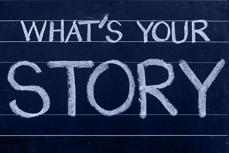 IMAGE – What's Your Story