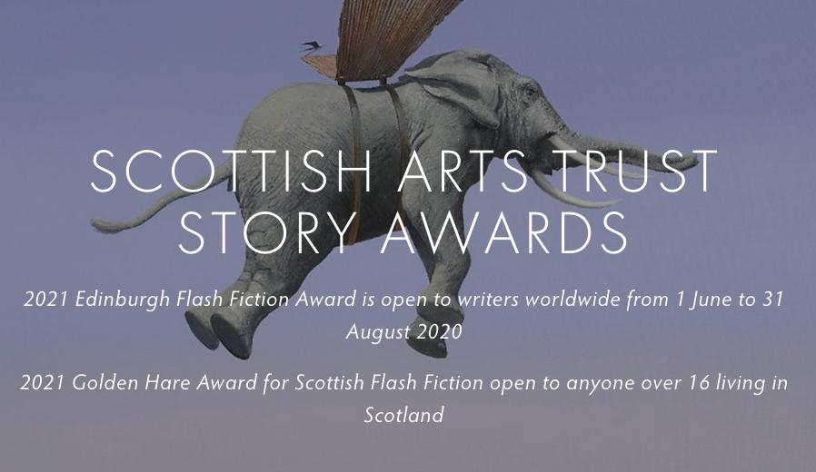 IMAGE – Edinburgh Flash Fiction Award