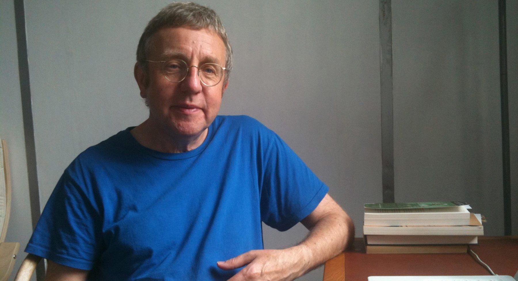 Alan Spence Edinburgh Makarship Extended