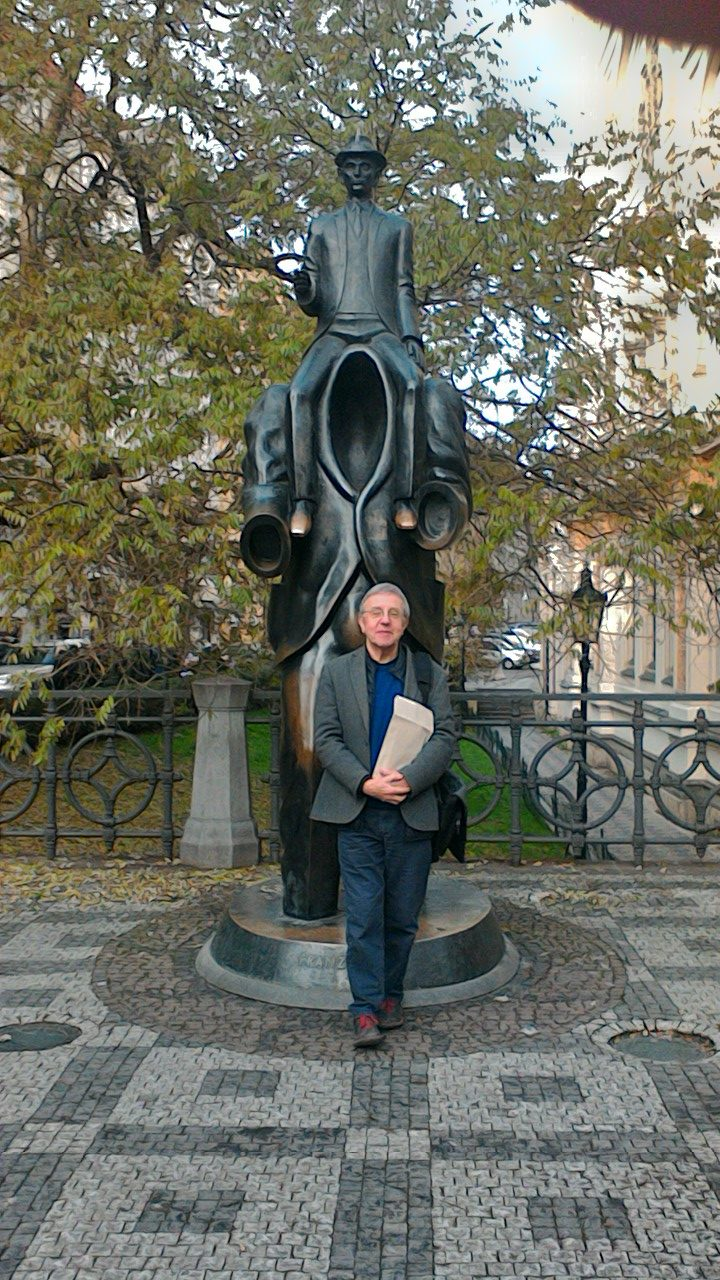 My Prague by Alan Spence