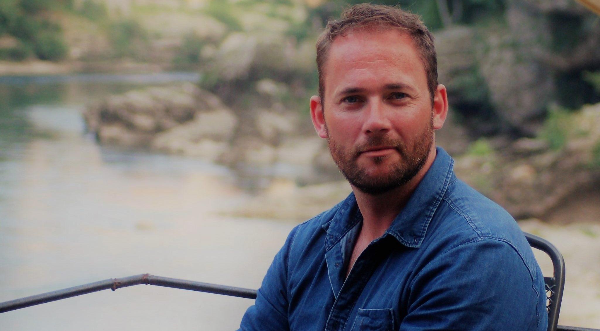 David Whiteman – Prague Writers Residency