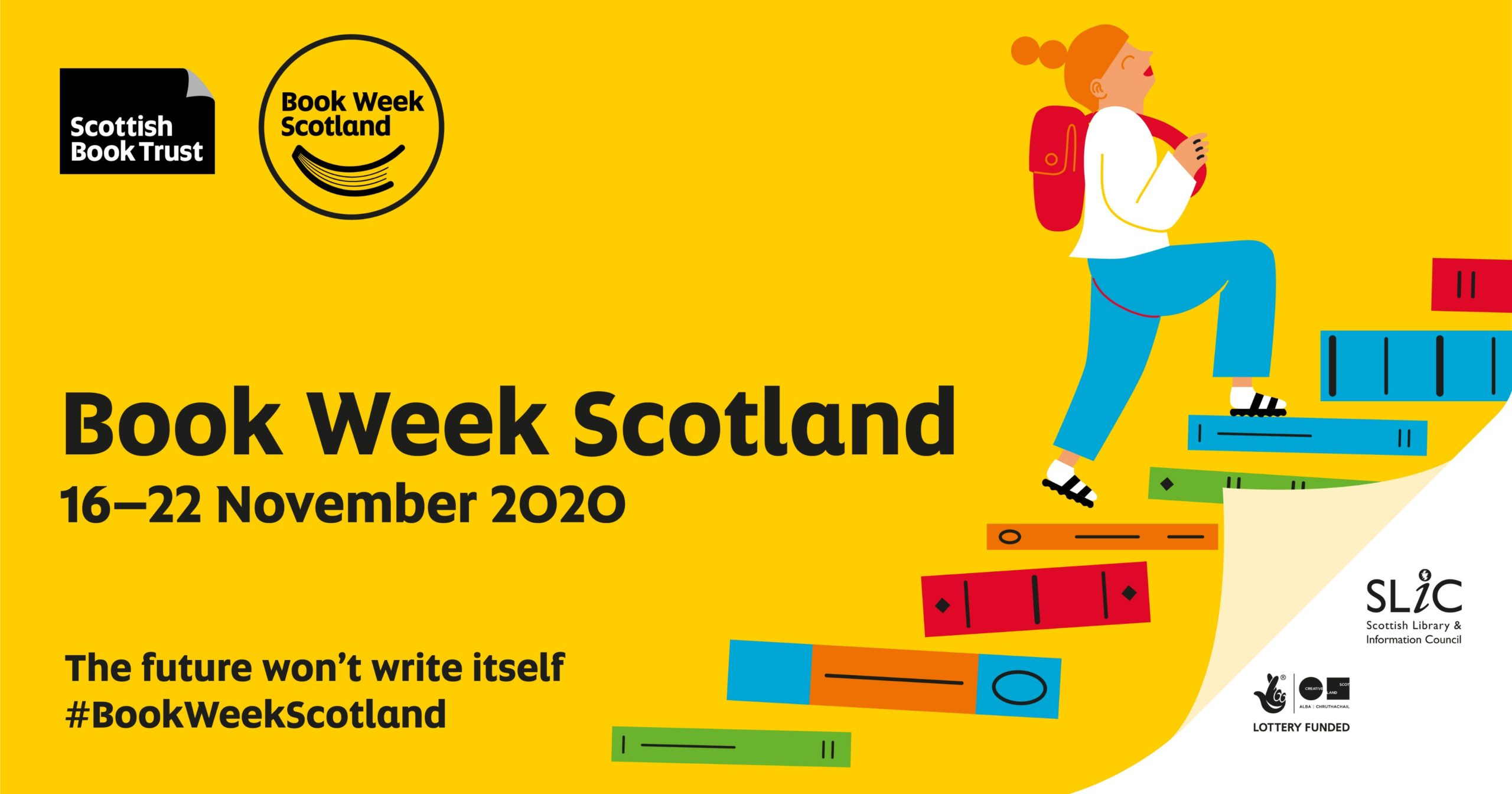 Book Week Scotland 2020 Online Programme Launched