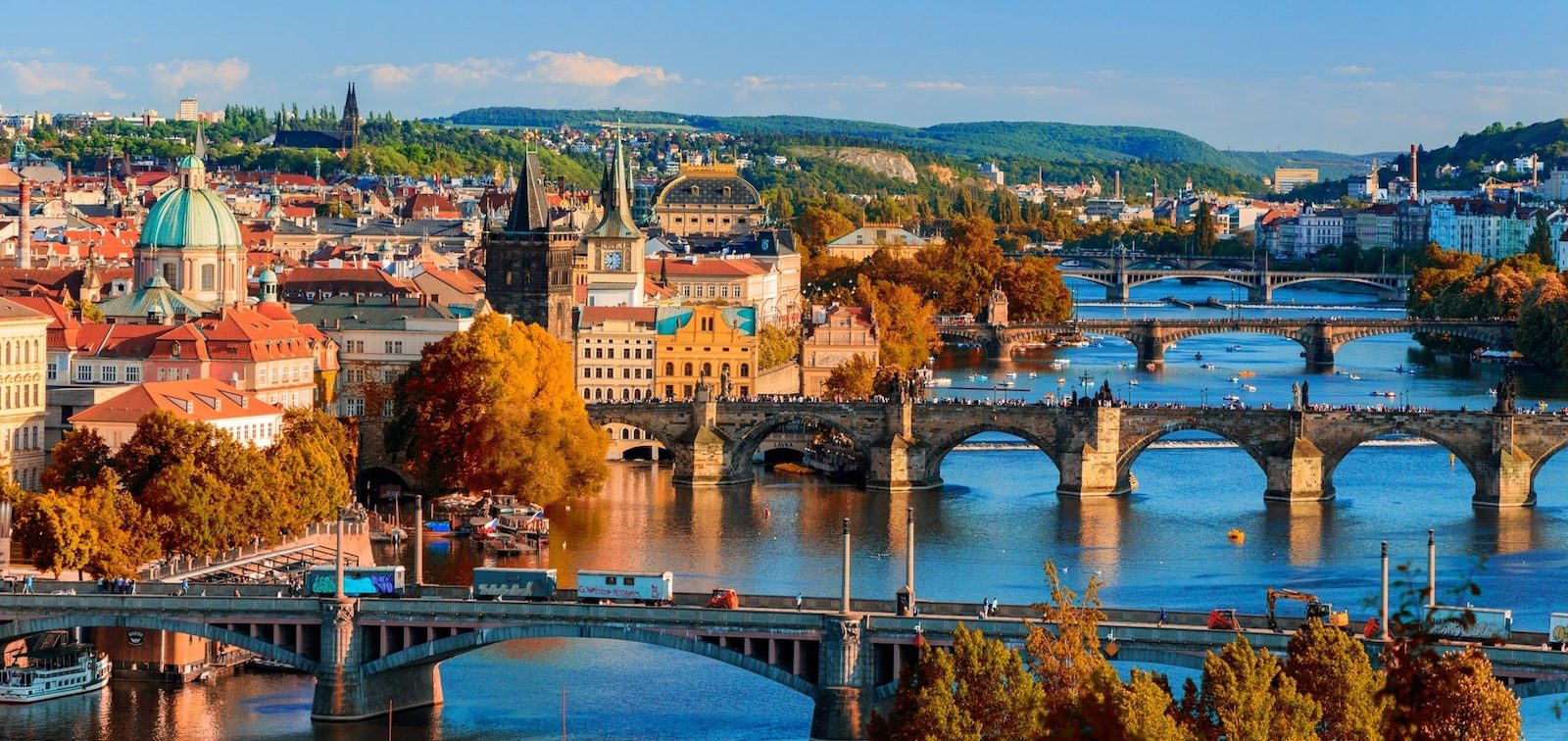 Prague hosts first-ever UNESCO Cities of Literature digital conference