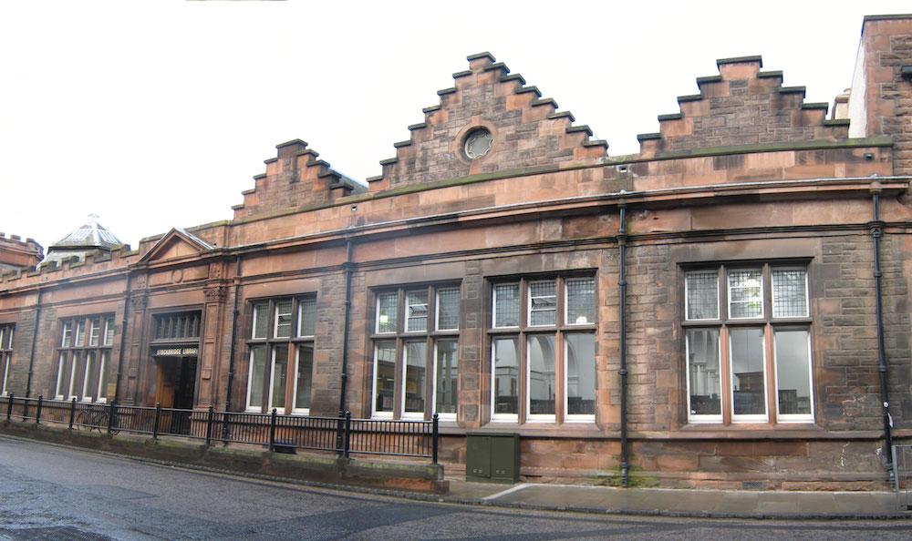IMAGE – Stockbridge Library