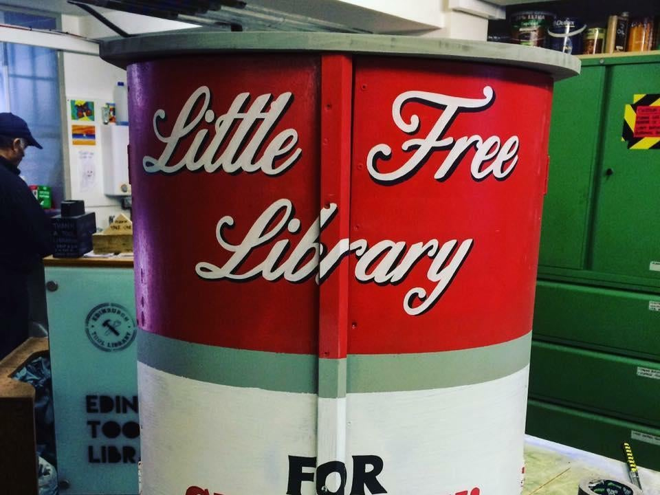 PROJECT - Little Free Libraries - Wester Hailes