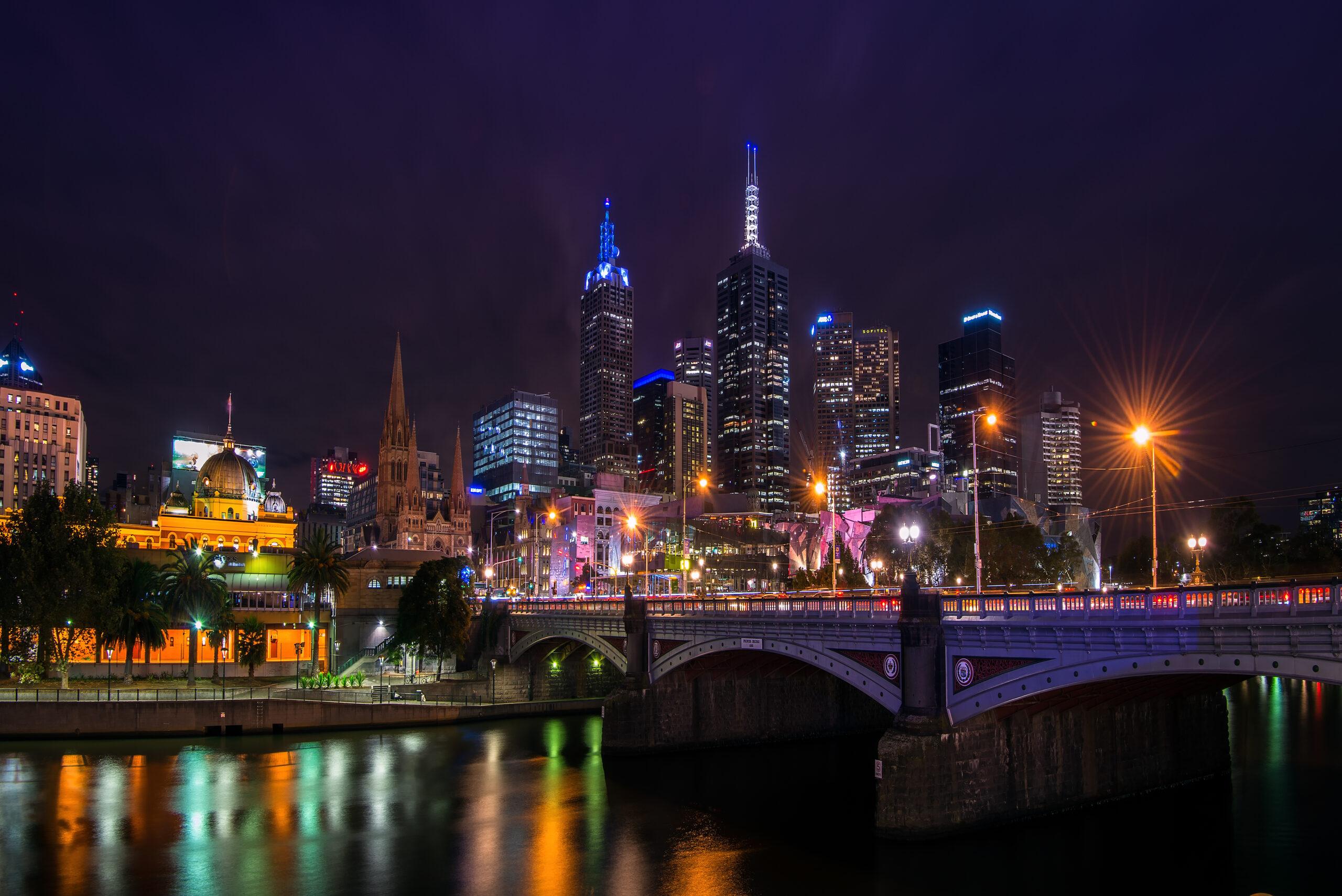 Virtually Melbourne