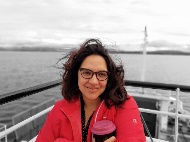 Hannah Lavery, Edinburgh Makar
