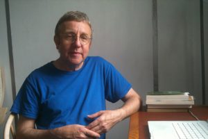 Alan Spence, previous Edinburgh Makar