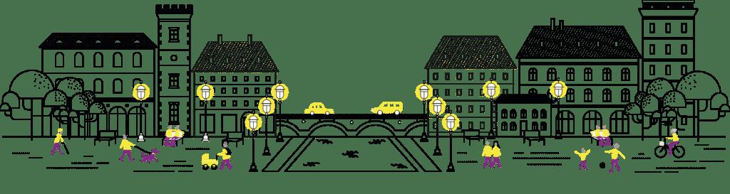 City group-träff anordnas i Trollhättan