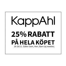 Localisthenewblack 2020 - kappahl