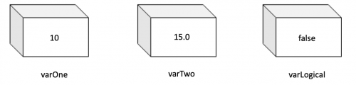 Example of Variables in Java
