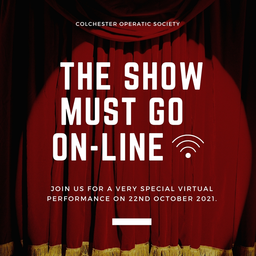The Show Must Go Online
