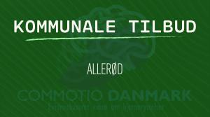 Tilbud til hjernerystelsesramte i Allerød Kommune