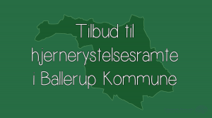 Tilbud til hjernerystelsesramte i Ballerup Kommune
