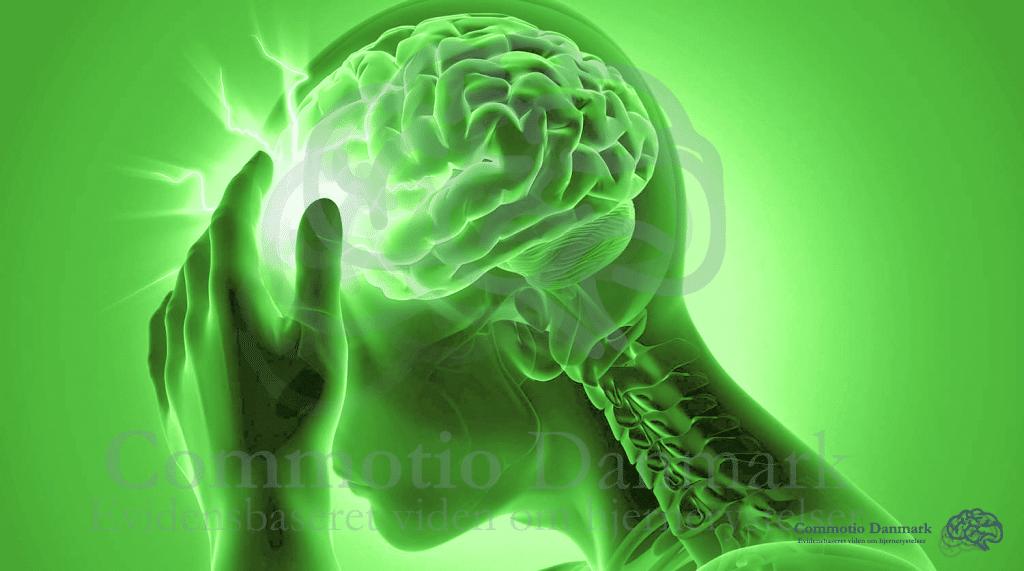 Postcommotionelt syndrom er en dårlig betegnelse for de gener der opleves efter en hjernerystelse. I stedet foreslås vedvarende symptomer efter hjernerystelse