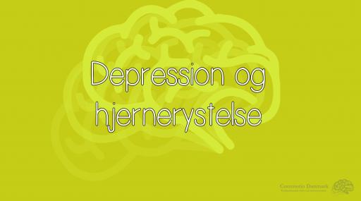Depression og hjernerystelse