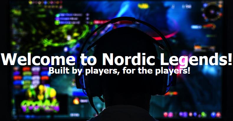 Gaming Life & Nordic Legends