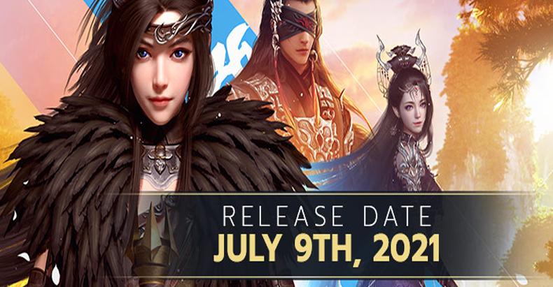 Sword Of Legend July 9th