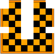 Chessboard puzzle for mathematical reasoning. Devon Maths Tuition