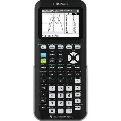 TI-84 Graphing Calculator for Little Man Computer