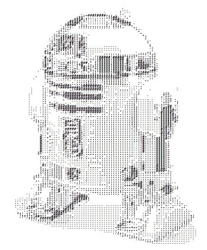 Have fun with ASCII art for GCSE Computer Science