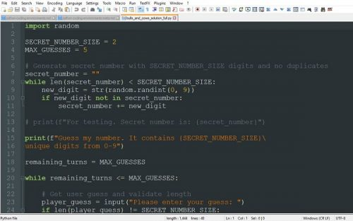 Python Coding Environments for Computer Science GCSE and A Level