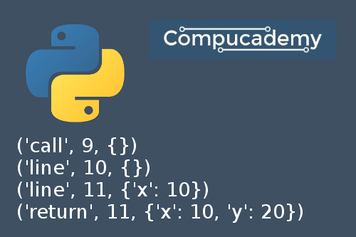 Python Trace Tables
