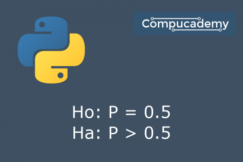 Hypothesis Testing with Python