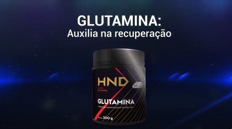 Vida Funcional HND glutamina