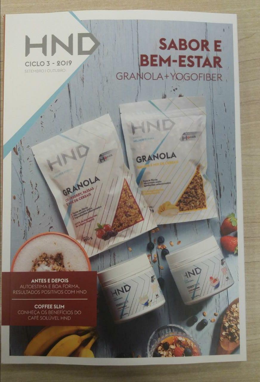 Novo Catálogo Hinode Ciclo 3 2019 HND