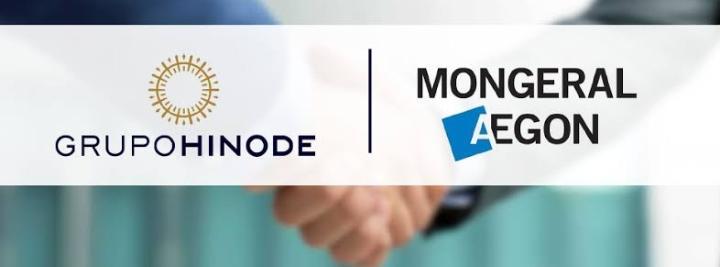 Hinode e Mongeral 2020. Novo Flip chart